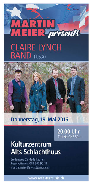 Clair Lynch Band