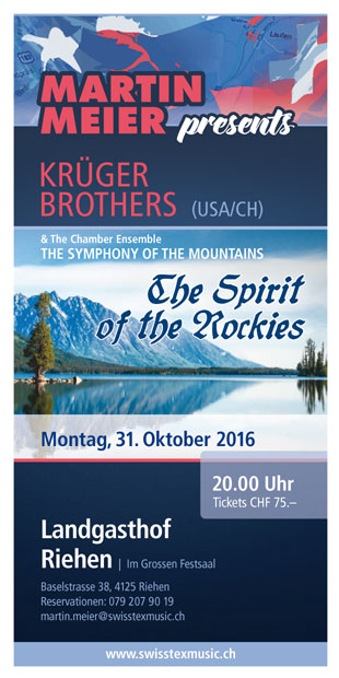 Kr�ger Brothers & Chamber Ensemble