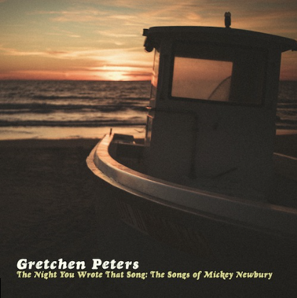 Martin Meiers Playlist: 1. Gretchen Peters - The Night You Wrote That Song